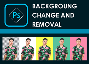 I will quickly remove background perfectly