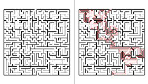 I will make you 300 never been published mazes in 6 different shapes