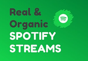I will organically promote Spotify music track and playlist