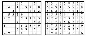I will make you 3,000 never been published Sudoku puzzles with solutions