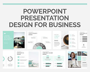 I will design PowerPoint presentation or google slides