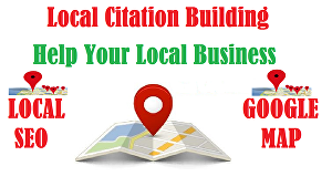 I will do local citations SEO or business listing