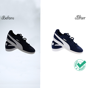 I will do image retouching
