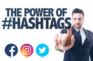 I will research and find 200 niche engaging hashtags to grow your instagram, facebook or twitter