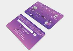 I will design any type of business card with unlimited revisions