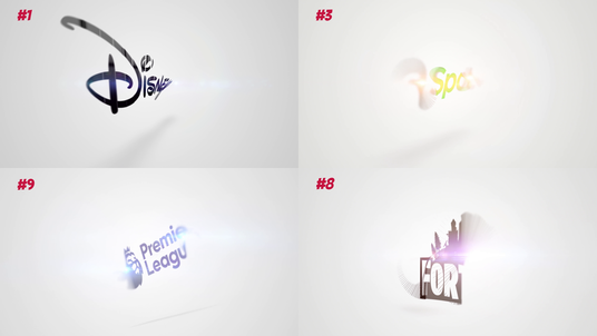 create 10 video intro logo animation intro