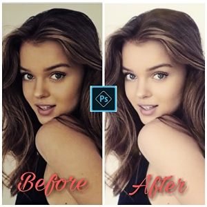 I will edit, retouch your photos in lightroom and photoshop