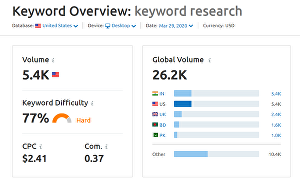 I will do excellent SEO keyword research and competitor analysis in 24 hours