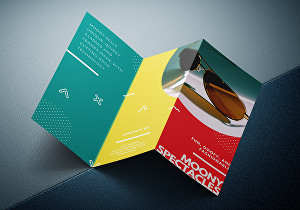 I will design flyer, postcard, bifold, trifold, brochure for you