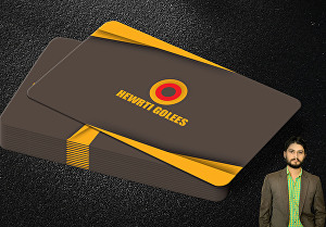 I will design business card, letterhead, stationary