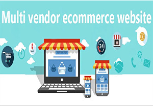 I will build a multi vendor ecommerce marketplace website with wordpress woocommerce
