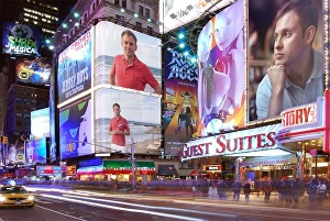 I will Digitally place your photo or logo on  billboards