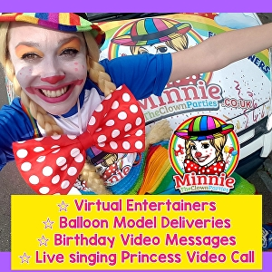 I will make a special Birthday or A Cheer Up Video Message For Your Child with Magic, Singing &am