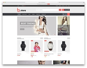 I will design a professional Shopify store