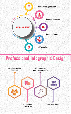 I will design professional and creative infographic design
