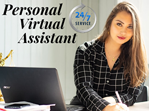 I will manage your social media and business website as virtual assistant