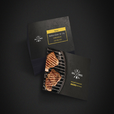 design stunning business cards within 24 hours