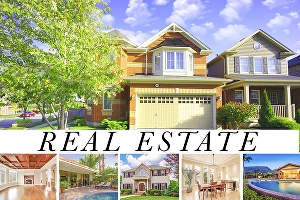 I will Edit Retouch Real Estate Photos