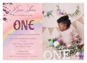 I will create beautiful Invitations // Cards for you