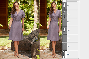 I will photoshop multiple clipping path service