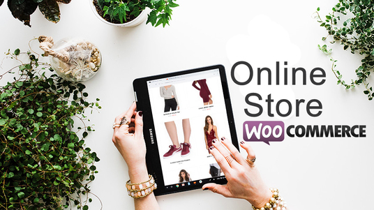 Build Professional Online store for you with WooCommerce
