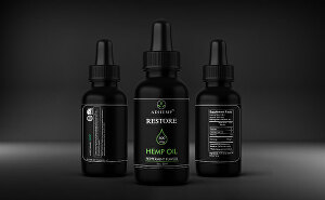 I will do label design for CBD oil and HEMP oil bottle