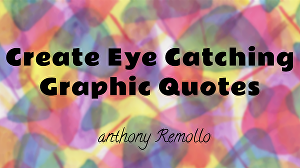 I will create eye catching quotes design