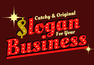 I will create 5 catchy taglines or slogans for your business