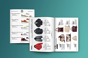 I will design product line sheet, sell sheet or wholesale catalog