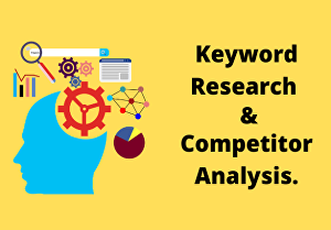I will Run Excellent keyword research that actually ranks