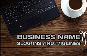 I will create catchy slogans for your business