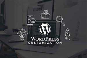 I will install wordpress, setup theme, do customization and plugins