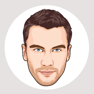 I will Create your Cartoon Head avatar or portrait from your photos