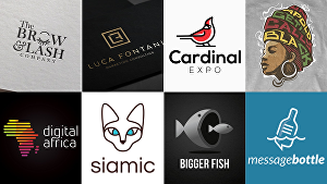 I will do premium creative unique  business logo design  or redesign old logo