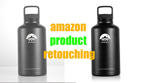I will do amazon product photography editing and background remove change