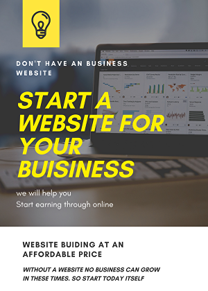 I will Create a website for you