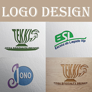 I will make professional logo, favicon, and icon with unlimited revision