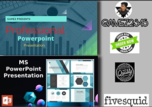 I will Create professional business power point presentation for your business