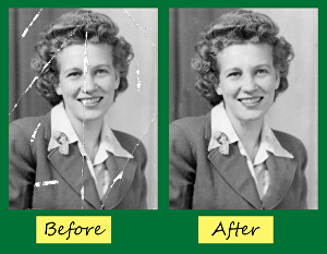 I will do Image Editing, Retouching,  Background Removal, Repair Damaged Photos
