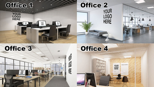 shoot a branded office spokesperson video in an office of your choice