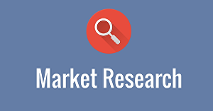 I will do market research for your business
