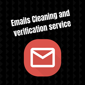 I will do email list cleaning and remove the duplicate, unresponsive addresses