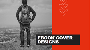 I will create professional and Stylish Ebook cover design