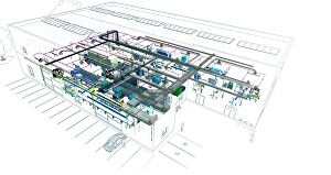 I will make 3d factory, assembly line, plant layout design and animation