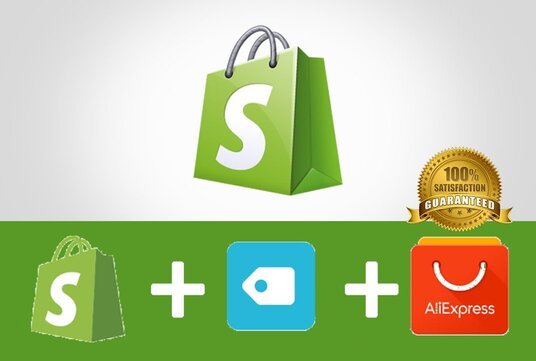 add or import products from aliexpress to Shopify store