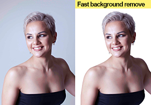 I will background remove and clipping path with pen tool