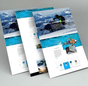 I will design your website