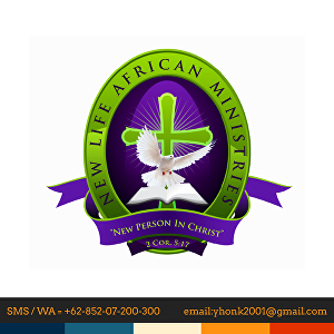 I will design church logo for ministry, christian community