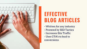 I will write 500 words high-quality article or blog post
