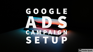 I will setup 10 Google Ads Campaigns for 10 Keywords